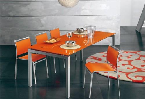 Tavoli da pranzo allungabili materassi memory e non solo for Tavoli pranzo moderni